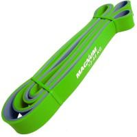 Эспандер-Резиновая петля-32mm (серо-зелен) Сопротивл: 13-44кг) MRB200- 32 ДВУХ. ЦВ