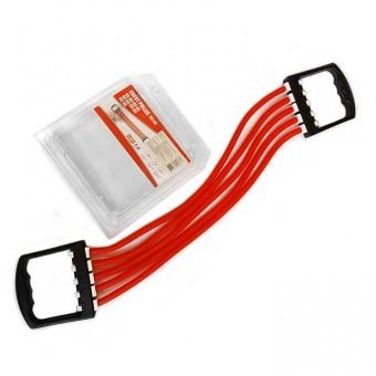 Эспандер плечевой резиновый 5 жгутов HKCE3055