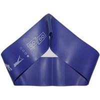 Эспандер-петля GO DO WIDE. Цвет: синий. Длина в сложенном виде 30,5 см. Ширина 7,5 см. Толщина 0,5 мм. 6075-0.5