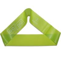 Эспандер-петля, латекс. 650*0,35 мм (зеленый) 1