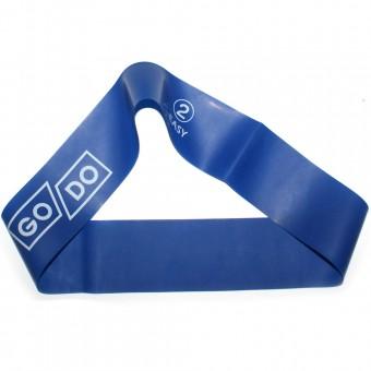 Эспандер-петля, латекс. 650*0,5 мм (синий) 2