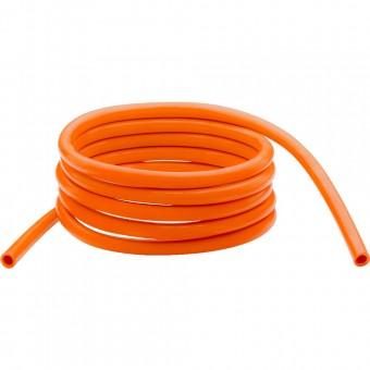 Эспандер силовой резиновая трубка 3м, 9-11 кг, Оранжевый RTE-104