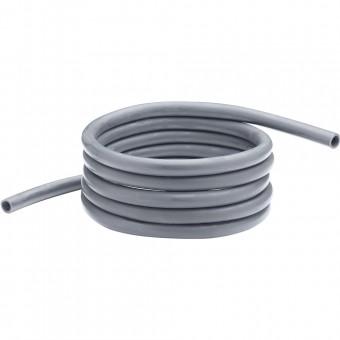 Эспандер силовой резиновая трубка 3м, 10-12 кг, Серый RTE-105