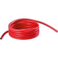 Эспандер силовой резиновая трубка 3м, 15-19 кг, Красный RTE-202