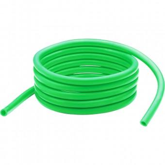 Эспандер силовой резиновая трубка 3м, 17-21 кг, Зеленый RTE-203