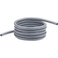 Эспандер силовой резиновая трубка 3м, 20-24 кг, Серый RTE-205