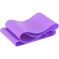Эспандер ТПЕ лента для аэробики 200 см х 15 см х 0,65 мм. (фиолетовый) MTPR-200-65