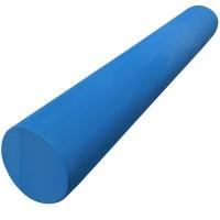 Валик-цилиндр для пилатес гладкий 90х15см.31613