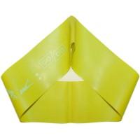 Эспандер-петля GO DO WIDE. Цвет: желтый. Длина в сложенном виде 30,5 см. Ширина 7,5 см. Толщина 0,7 мм. 6075-0.7 (2)