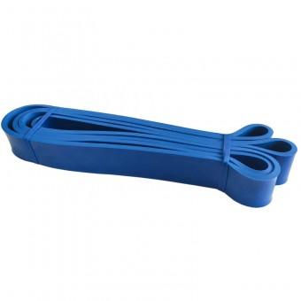 Эспандер-Резиновая петля Crossfit 32 mm (синий) (Сопротивление: 13-44кг) 32985
