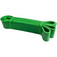 Эспандер-Резиновая петля Crossfit 44 mm (зеленый) (Сопротивление: 17-54кг) 32986