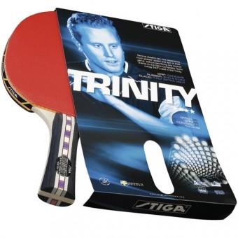 Ракетка п/п Stiga Trinity 4* 147801профи