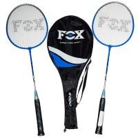"""Набор бадминтона (2 ракетки + чехол) """"Fox"""" 6000"""