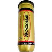 Мяч б/т в пакете (3шт/уп) цветные