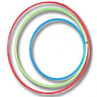 Обруч пластик.малый 540 мм (Владимирские)