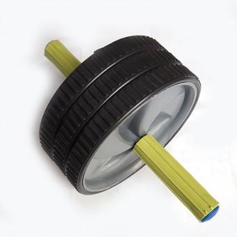 Ролик гимнастический большой (3 колеса)