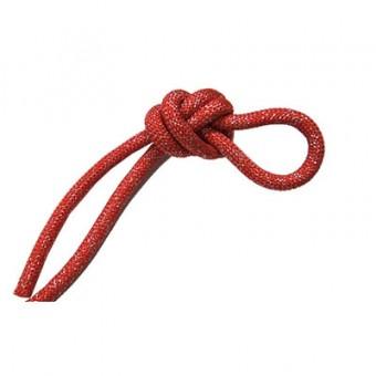 Скакалка д/худ.гимнастики 3м D - 0.9cм (ПРОФИ) с люрексом
