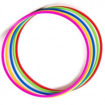 Обруч пластик.средний 750 мм (SIS)