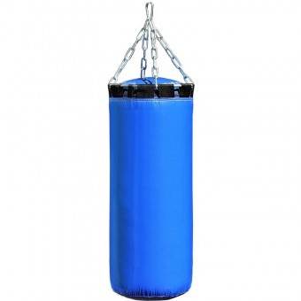 Мешок бокс. 15 кг (цилиндр) диам. 26 см, высота 60 см. подв.цепь