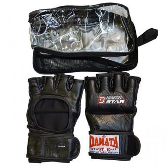 Перчатки универсальный бой (бои без правил) (кожа)809