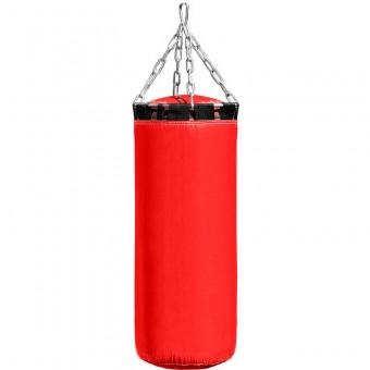 Мешок бокс. 70 кг (цилиндр) диам. 35 см, высота 140 см. подв. цепь