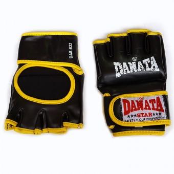 Перчатки для боев ММА (смешан единоборства) das-832 ПУ(L) Danata