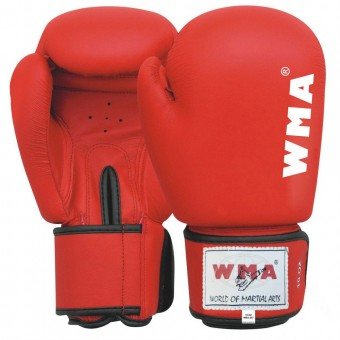 "Перчатки бокс (8,10,12) ""WBG""-257 ПУ"