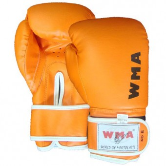 "Перчатки бокс (8.10.12) ""WBG""-268 ПУ"