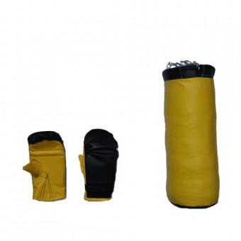 Набор бокс детский (3 предм. на цепи)