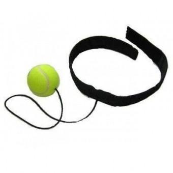 Тренажер-мяч для бокса (FIGHT BALL- дикий мяч)