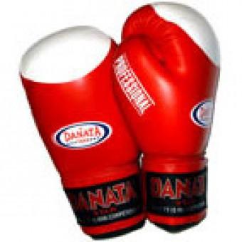 Перчатки бокс Danata Professional 10,12унц (кожа)
