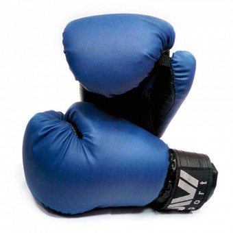 Перчатки бокс 4унц JIVI PU (пара)