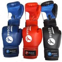 Перчатки бокс RUSCO (8 унц)