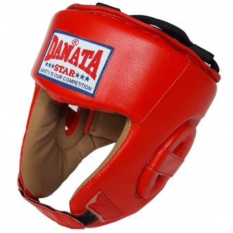 "Шлем бокс "" Professional "" 239 кожа боевой"