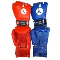 Перчатки бокс RUSCO (6 унц)