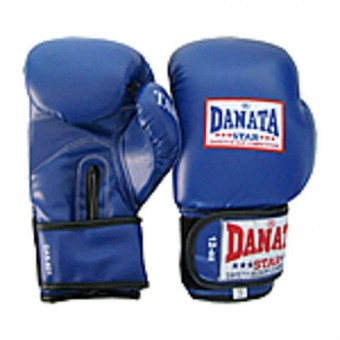 Перчатки бокс Danata King Star (кожа) (10унц)