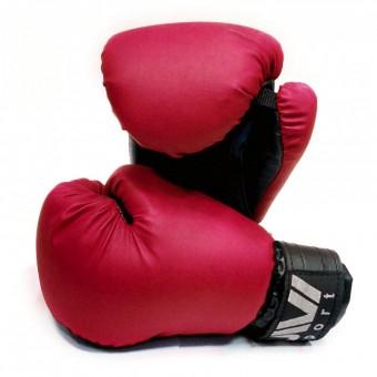 Перчатки бокс 10унц JIVI PU (пара)