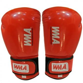 Перчатки бокс ( 8;10,12,14ун) WBG-1440 ПУ