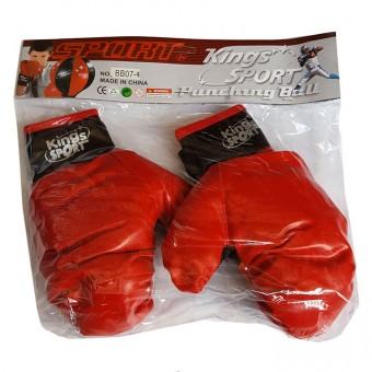 Перчатки бокс детские ВВ-07-4