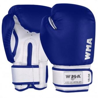 "Перчатки бокс (8.10.12) ""WBG""-261 ПУ"