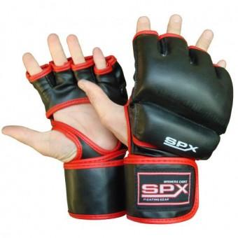 Перчатки для боев ММА (смеш единоборства) PS-1187 ПУ(S.M.L.XL)