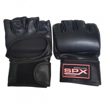 Перчатки для боев ММА (смешан единоборства) PS-1185 ПУ (.M.L.XL)
