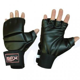 Перчатки для боев ММА (смешан единоборства) PS-1182 ПУ(XL)