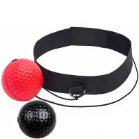 """Тренажер """"Fight Bal"""" боевой мяч 2 для развития точности удара, скорости реакции и координации B32193"""