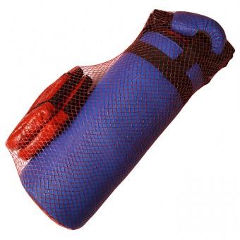 Набор бокс детский (5 предметов) груша+2 перчатки+ 2 лапы БОЛШОЙ