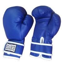Перчатки бокс. ПВХ 513-V (4;6 унц) манжета на липучке