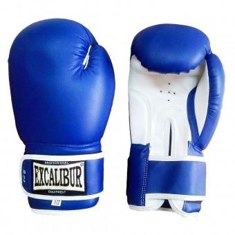Перчатки бокс. ПВХ 560 (8;10;12;14 унц) манжета на липучке