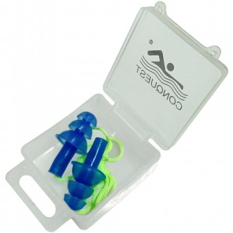 Беруши силикон на шнурке С 33556