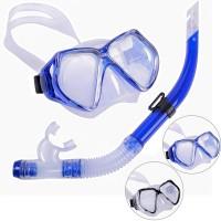 Набор д/плавания (маска+трубка) 9443(5403/1Н)