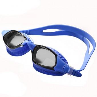 Очки д/плавания MAGNUM (антифог,силик.) GТ-10
